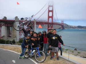 Mapaches Bike Club SF