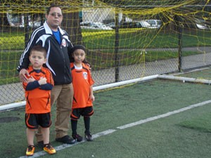 Youth Soccer Program SF